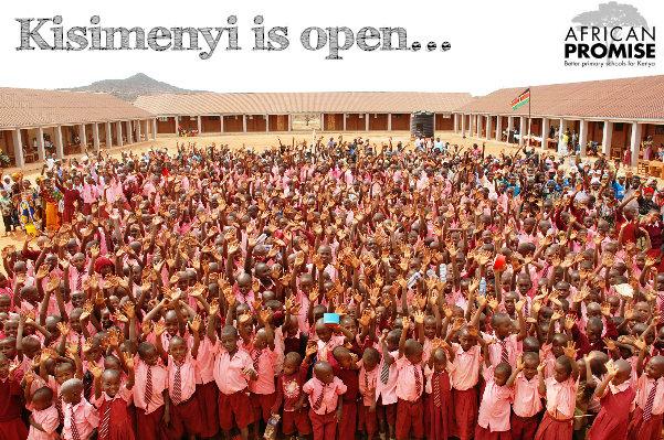 Kisimenyi is open