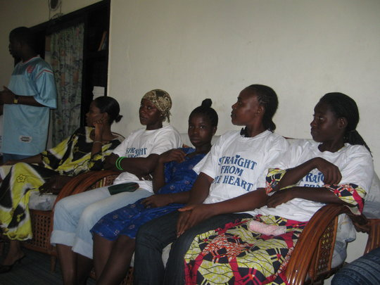 Local Midwifery Training For Female Victims of War