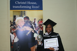 Cimone at Graduation