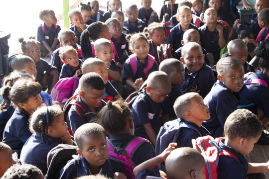 Meet the new class at Christel House South Africa