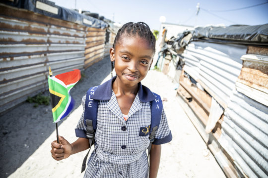 Meet Azibalue from Christel House South Africa