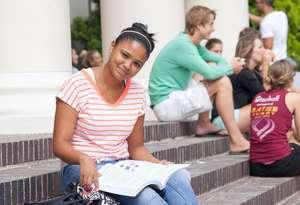 Nadine, Christel House South Africa Grad