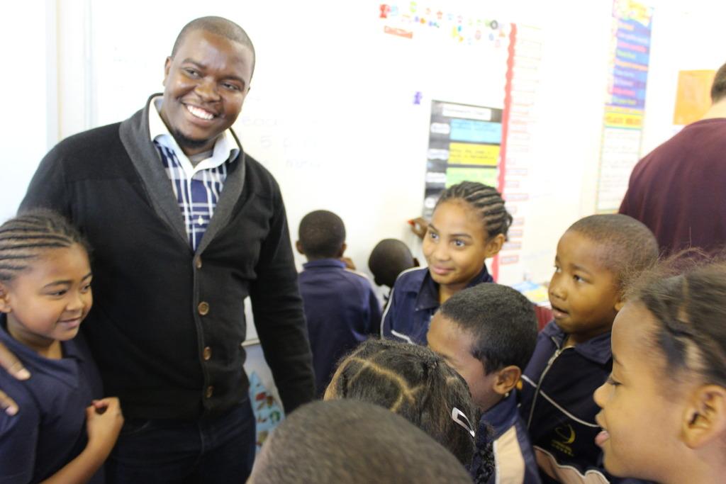 Odwa, Christel House South Africa Graduate