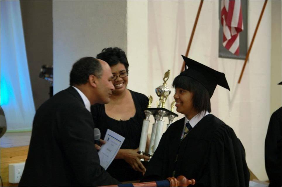Christel House South Africa Graduate