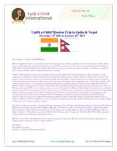 2015 India & Nepal Visit Mission Report (PDF)