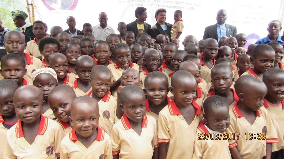 Some of our Children in Congo