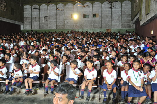 2015 Tuni Uplift a Child Annual Program2
