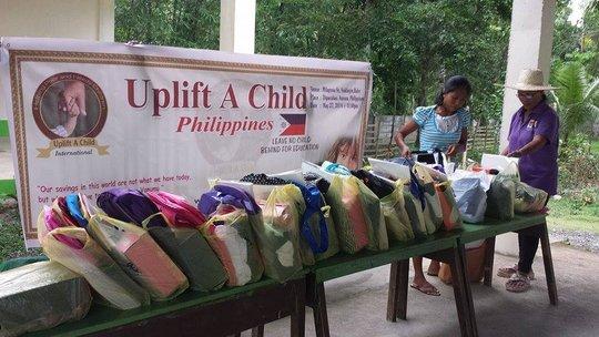 2014 Uplift a Child Philippines