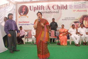 Uplift a Child 10th Anniversary - Vizag, AP, India