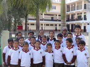 2015 Uplift a Child Nepal