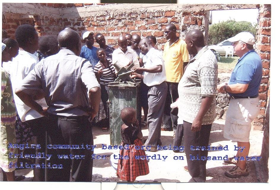 HIV/AIDs awareness to 200 families in kenya