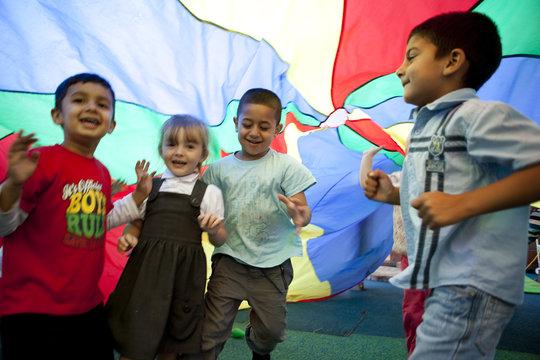 Action for Children - celebration