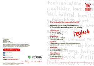 Full report on neglect (PDF)