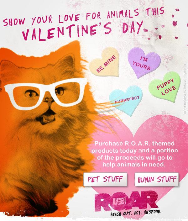 R.O.A.R. Valentine