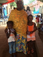 Badiallo wants her grandkids to be cancer free!