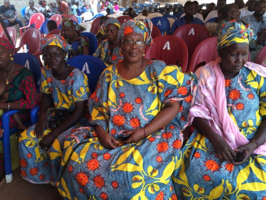 Midwives in Sikoro
