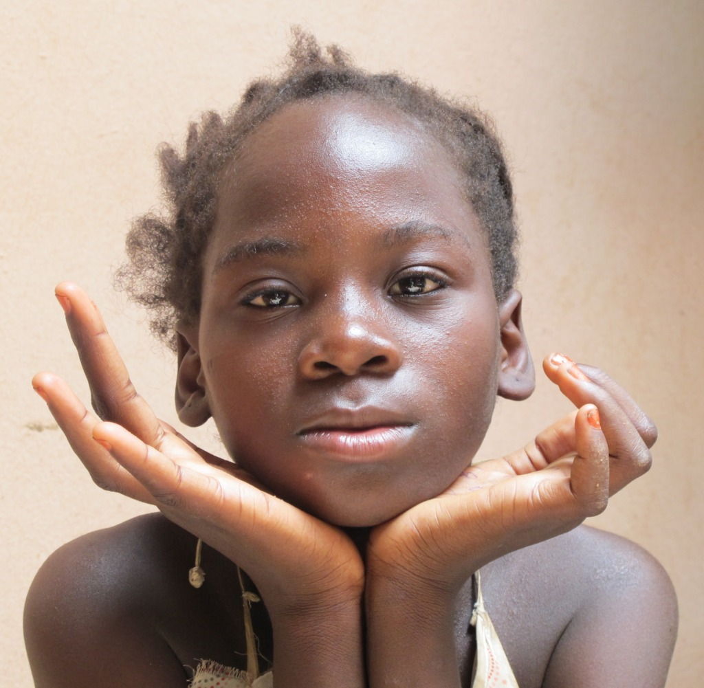 Mariam is the right age to receive an HPV vaccine