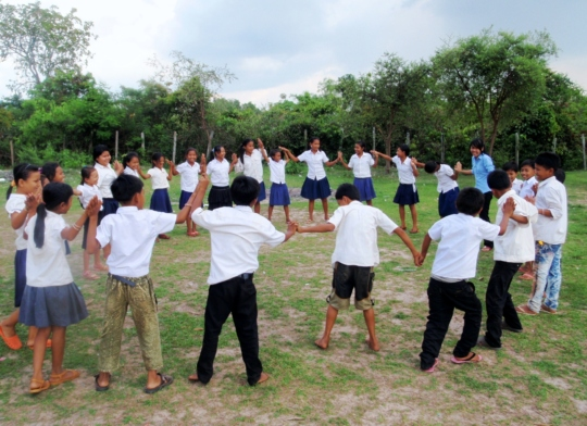 Engaging youth to protect wildlife