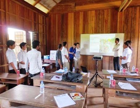 Teacher Training in Prek Smach