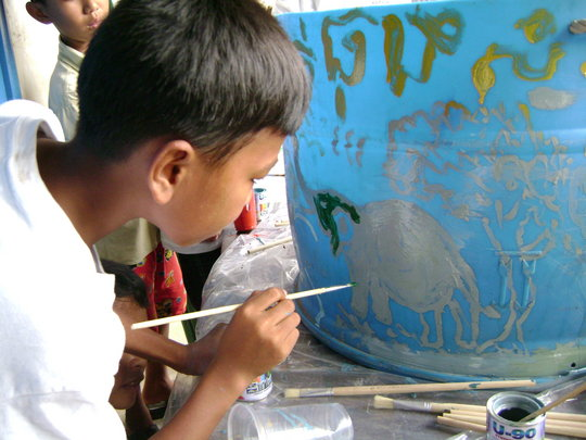 Educate Thousands of Children in Rural Cambodia