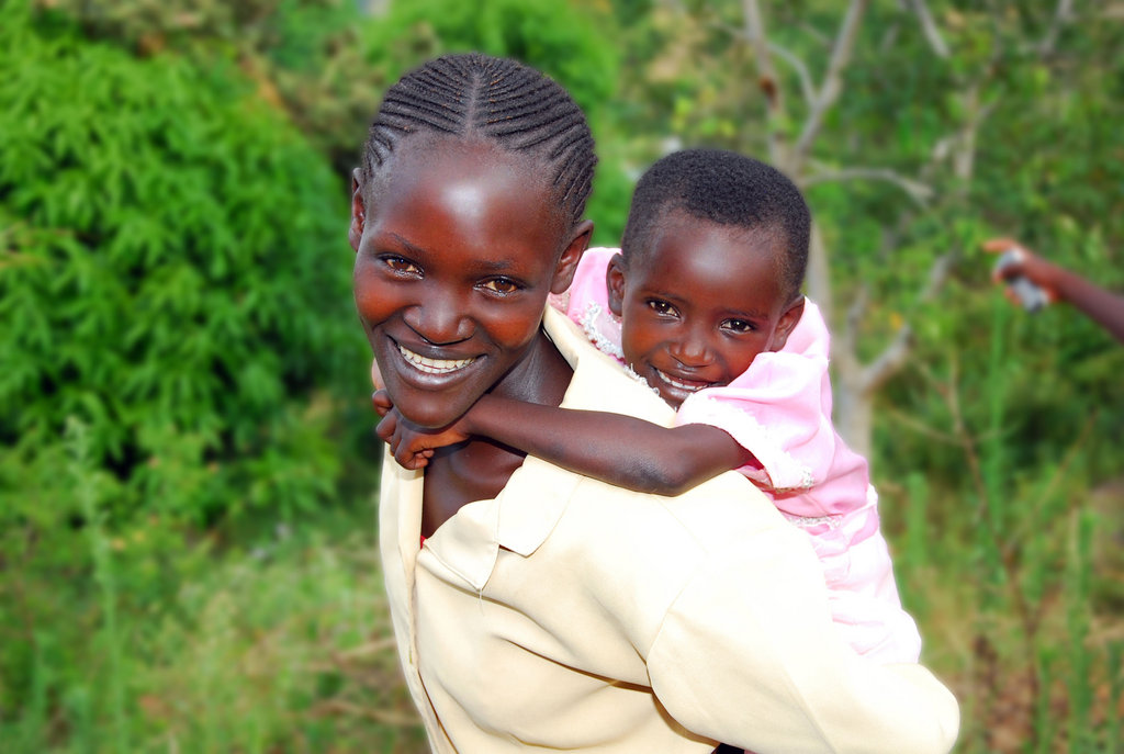 Agnes, Mother from Kitui District, Age 23