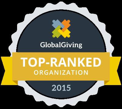 Globalgiving top ranked NGO-2015