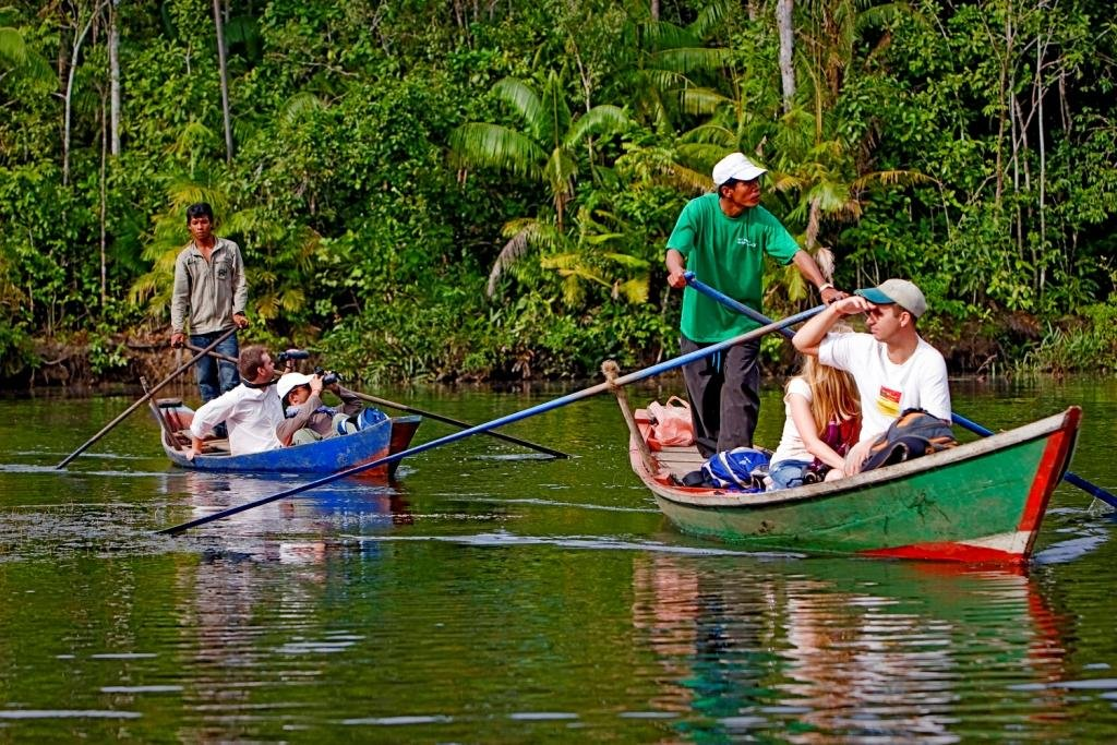 Support local and ecofriendly tour operators