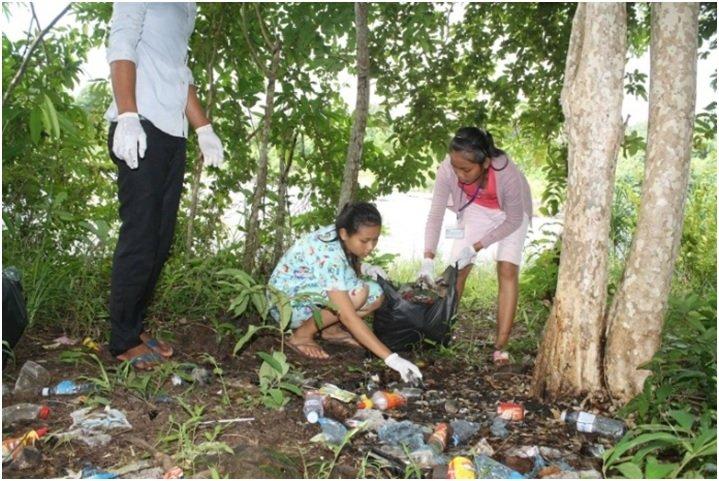 Chi Phat Trash Clean Up
