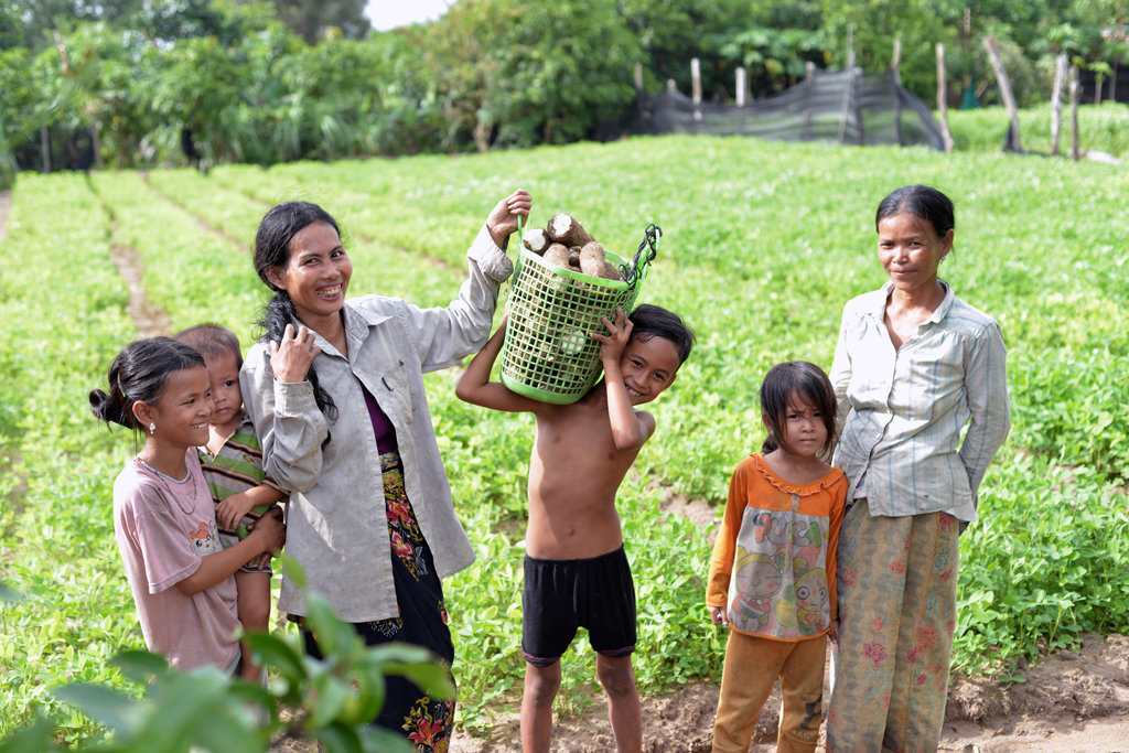 Empowering the next generation to live sustainably