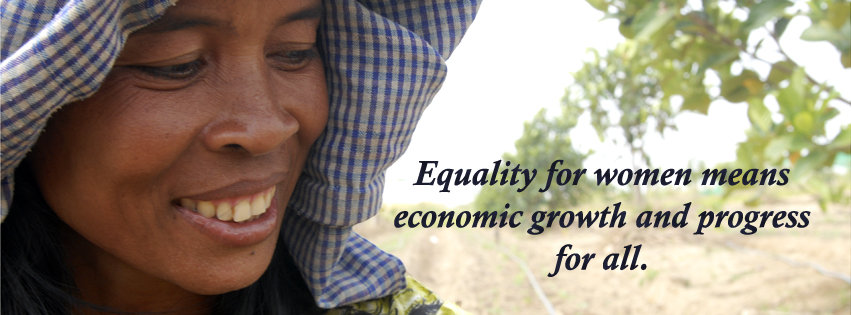 Striving to achieve equality