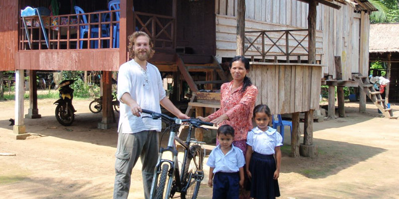 Guesthouses that help local communities