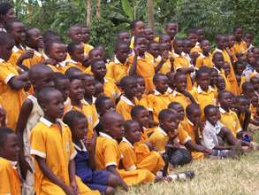Expand a Ugandan School for 480 Students