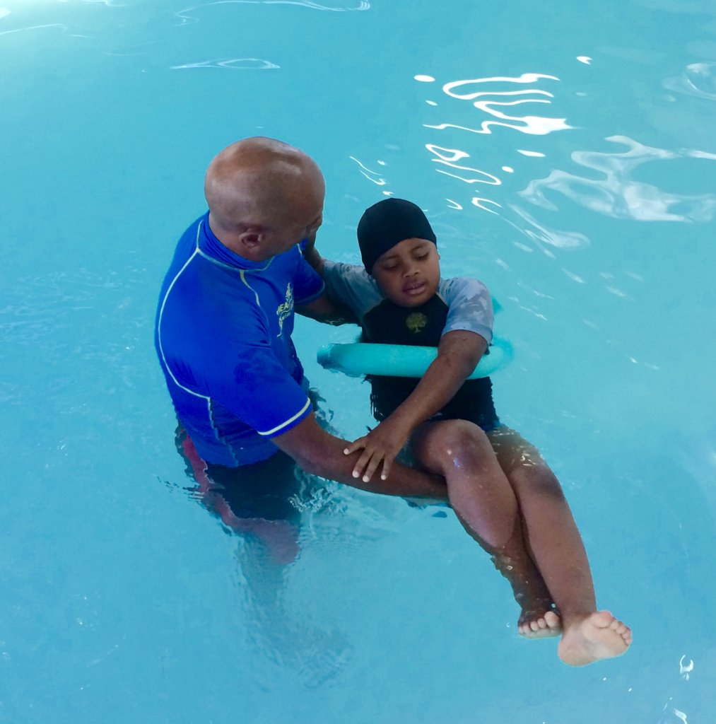 Swimming Pool Lessons : Reports on school and water safety for south african kids