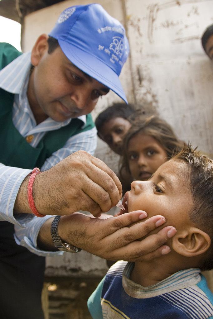 Sub-National Immunization Day activities
