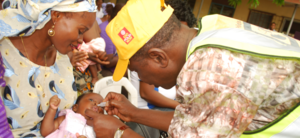 Rotarians reach out to immunize every child