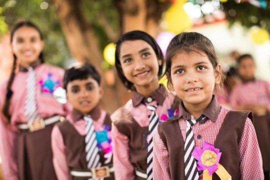 The program has immunized 2.5 billion children