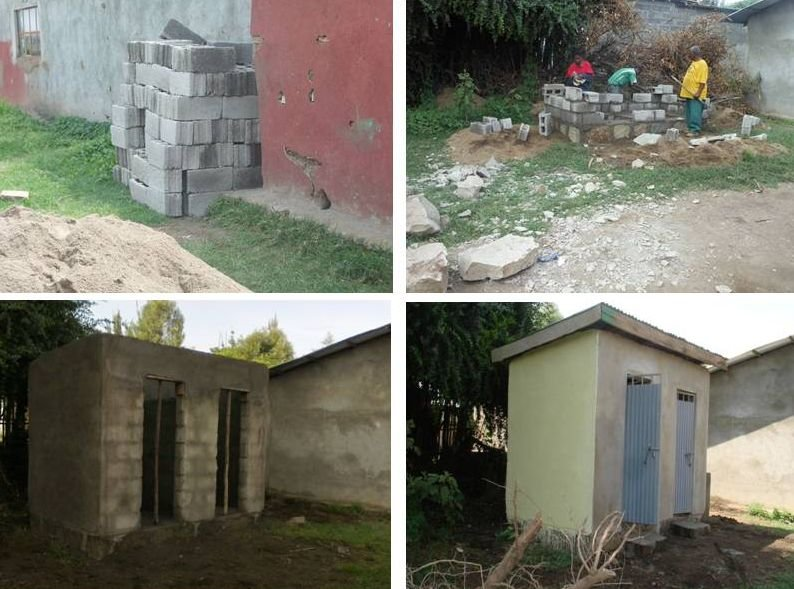 ShashETH 2011 - KG Toilet Construction