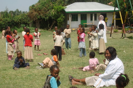 Empower 600 Students in Shashamane Ethiopia