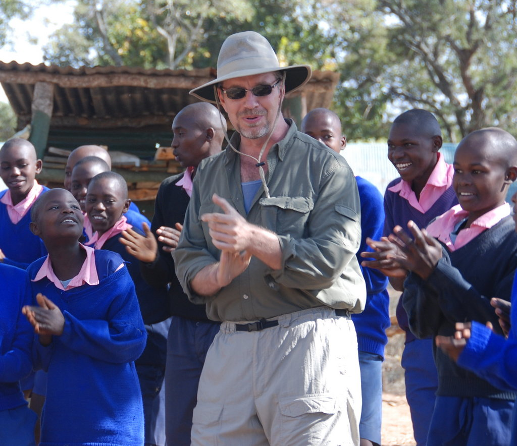 Help Build a Green Community Center in Kenya!