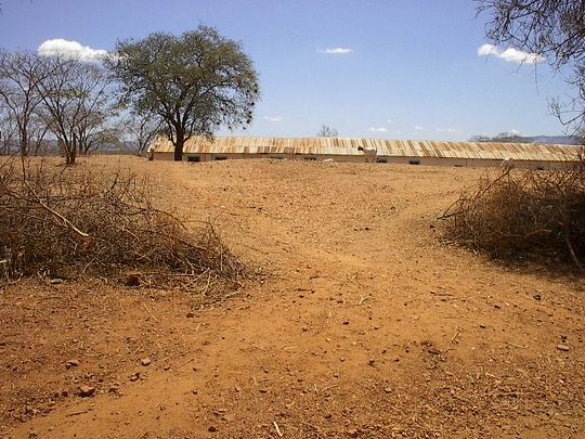 Drought is a Chronic Problem