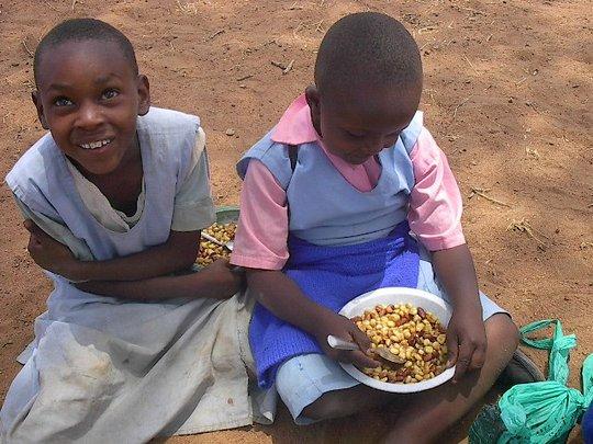 KC Success: 2009 Famine Relief