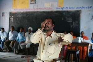 Vision Screening in India