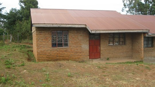 The Future Distance Learning Center in Rabondo