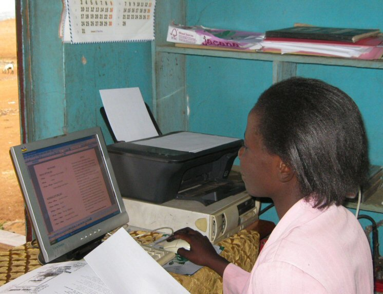 Break the Digital Divide in Rural Western Kenya