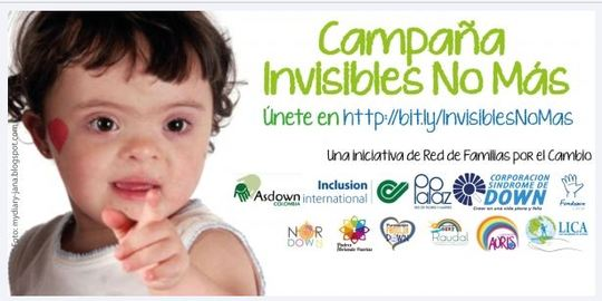 Invisible no more Campaign