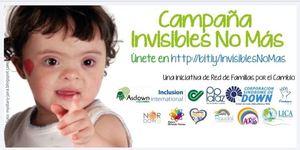 Invisible no more Campaign