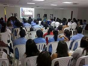 I Down syndrome workshop Santa Marta