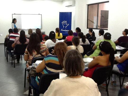 Teacher's  workshop