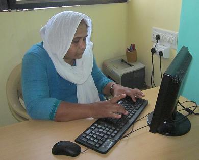No age bar for learning - Nazaima Shaikh
