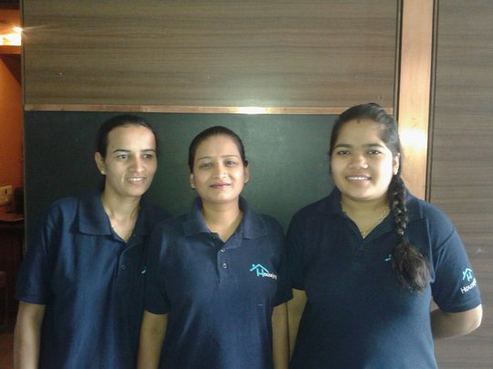 Beauty Parlour Trade Success Story
